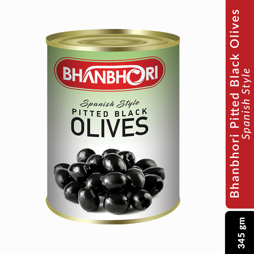 bhanbhori-pitted-black-olives-spanish-style-345-gm