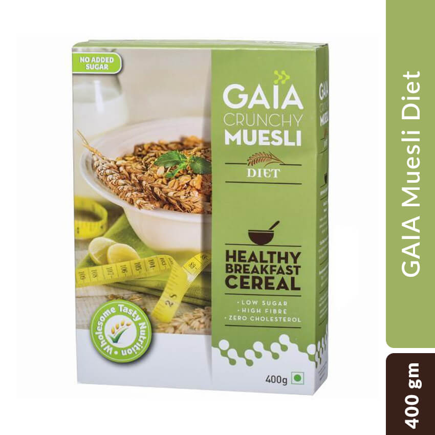 Gaia Muesli Diet 400 gm