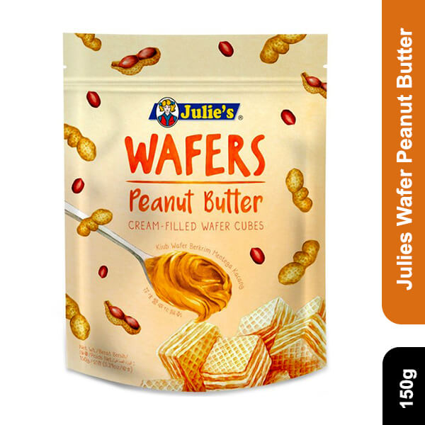 julies-wafer-peanut-butter-150-gm